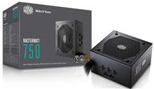 Cooler Master MasterWatt 750W 80Plus Bronze Power Supply